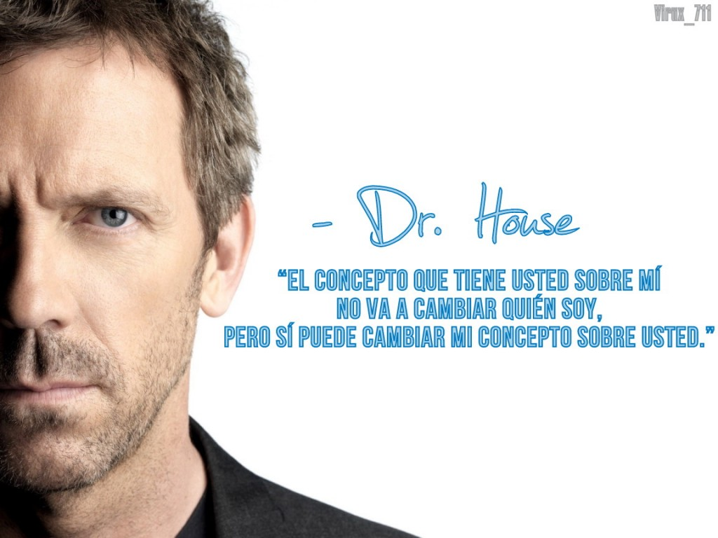 HOUSE -- Pictured: Hugh Laurie as Dr. Gregory House -- NBC Photo: Art Streiber